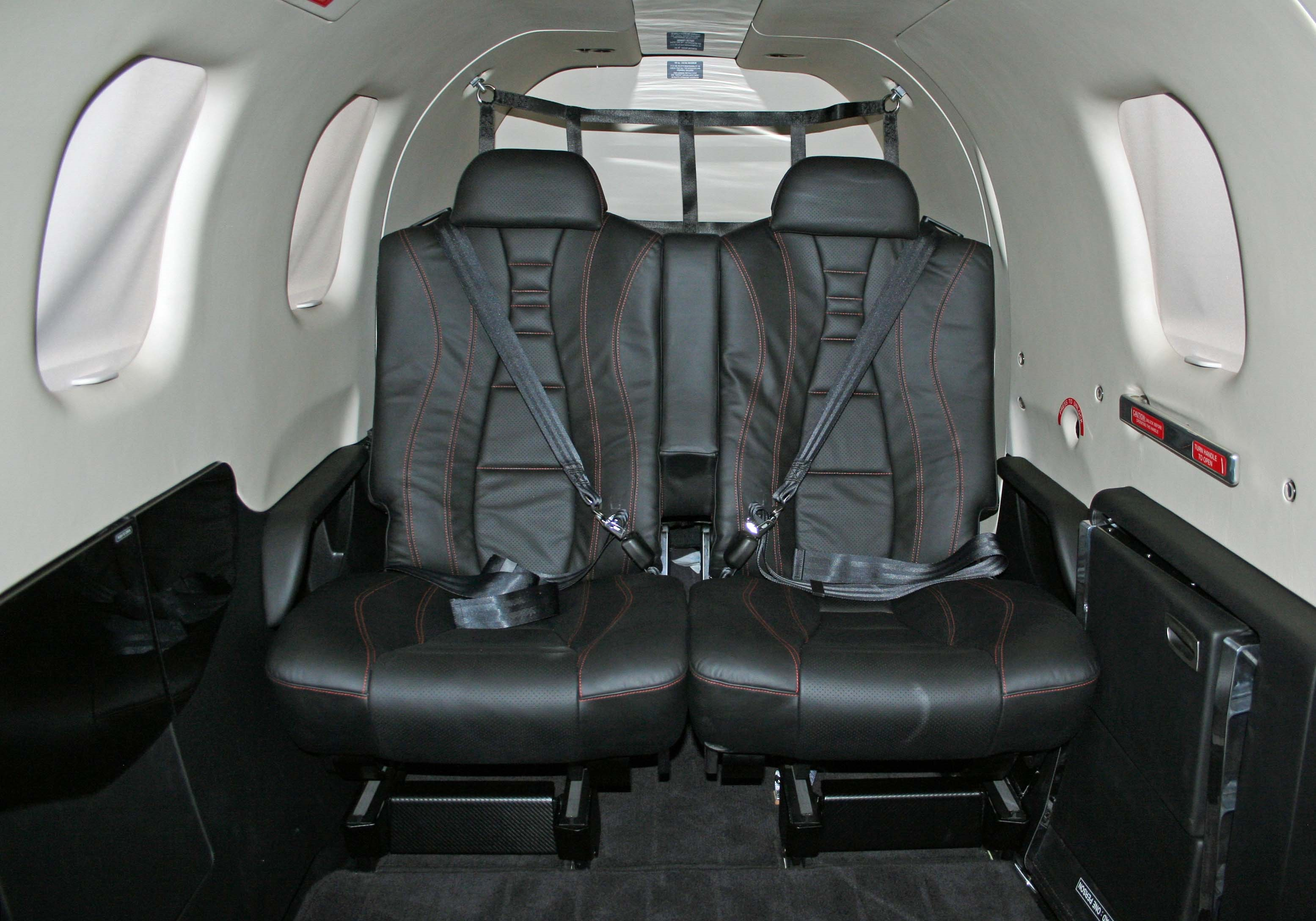 Black Diamond Interior
