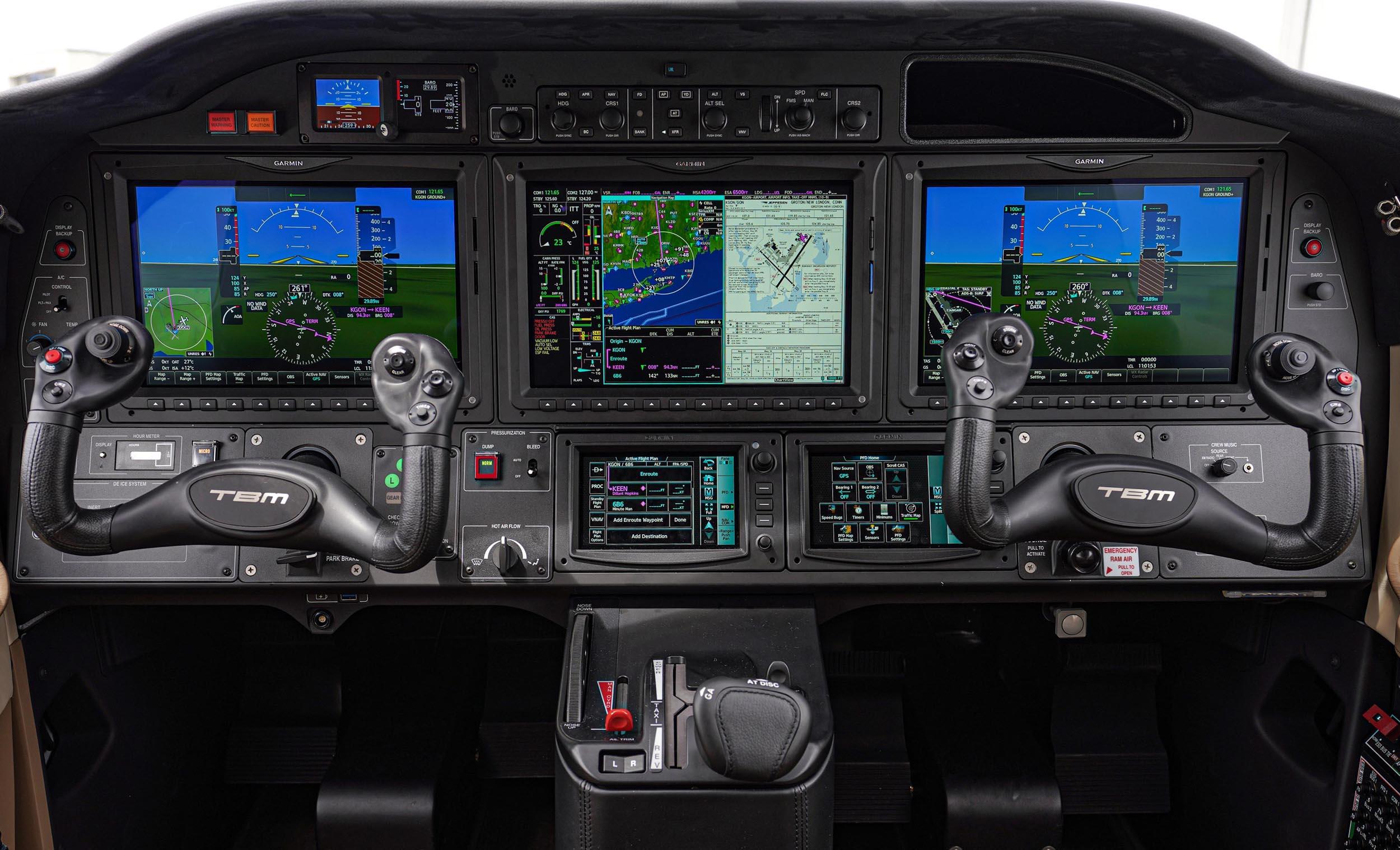 N940TM Panel web