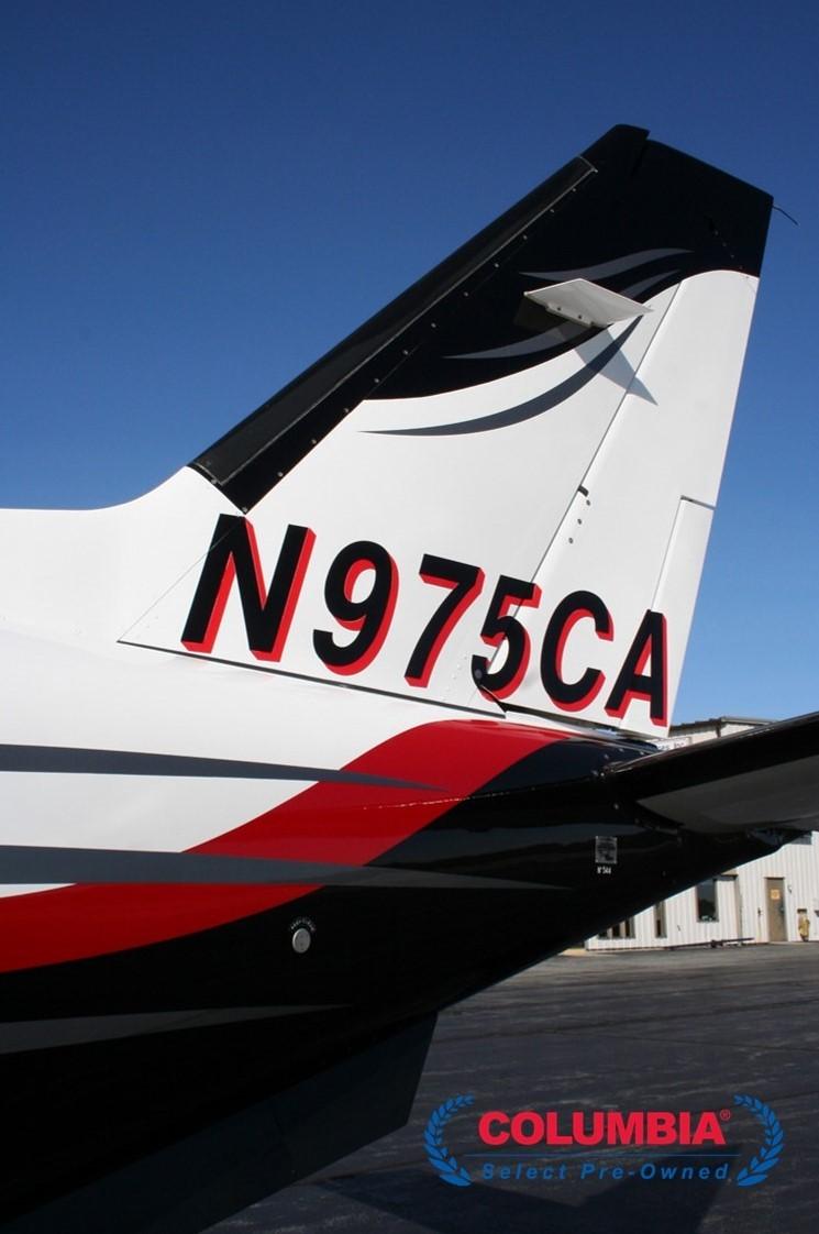 N975CA watermarked exterior detail